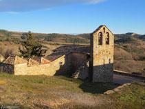 Església de Sant Julià de Canalda