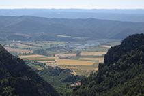 Vall del Segre i camps de Peramola.