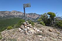 Cim de la Roca del Corb.