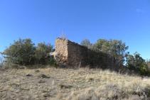 Capella de Sant Honorat.