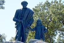 Monument de l´Exili.