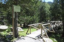 Pont de Morrano.