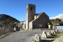 Església parroquial de San Martín.