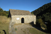 Ermita dels Sants Juan i Pablo.