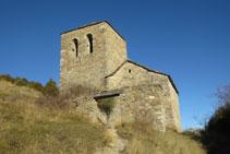 Ermita de la Verge de Fajanillas.