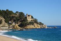 Castell d´en Plaja.