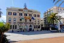 Ajuntament de Lloret de Mar.