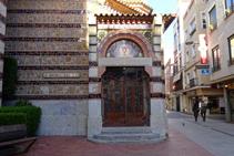 Arquitectura modernista a Lloret de Mar.