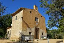 Ermita de Sant Quirze.