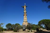 Monument de l´Àngel.