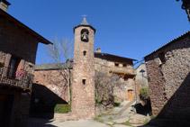 Església de Sant Martí de Llagunes.