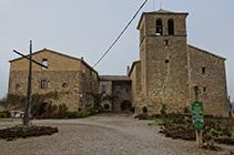 Església de Sant Miquel de Pinell.