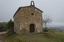 Ermita de Sant Tirs.