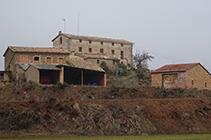 Masia de Sant Tirs.