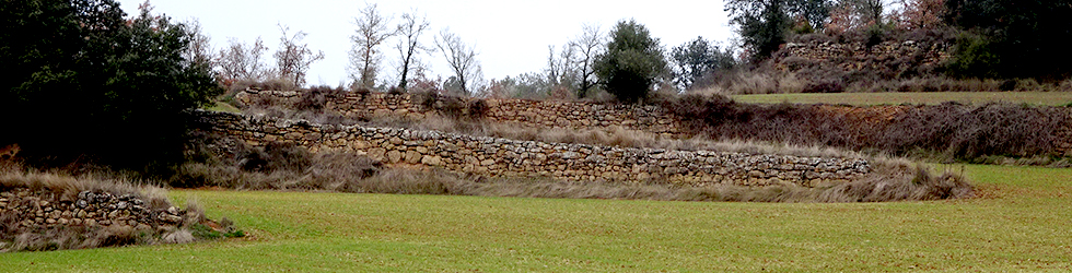 Ruta de les Mentides a Pinell de Solsonès