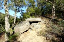 Dolmen de Colldegria.