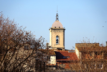 Campanar de Santa Maria.