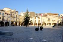 Plaça de la Vila.