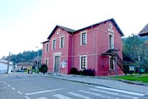 Antiga estació del Carrilet.
