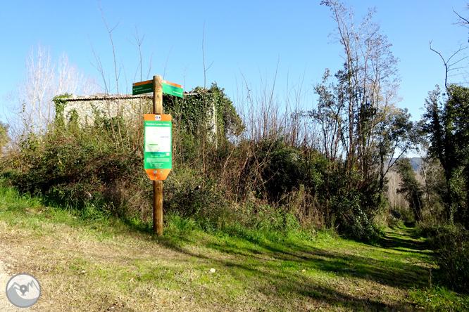 Ruta Voramera i Via Verda a Amer 1