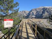Ruta del Trencapinyes i mirador dels Orris