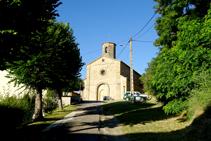 Església de Sant Joan Baptista.