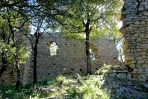 Castell de Roset.