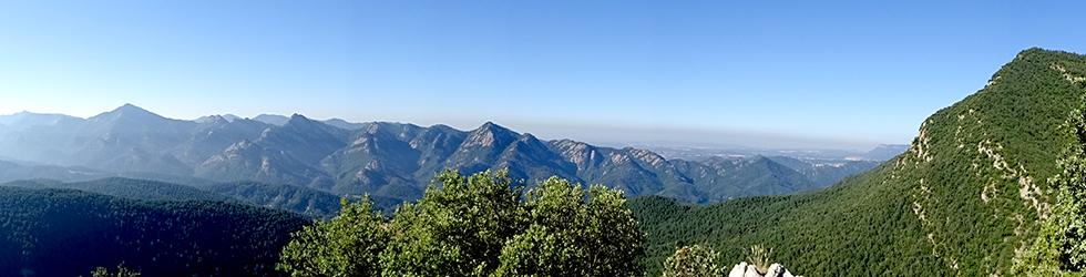 Pels voltants de Vilada al Berguedà