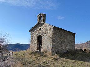 L�ermita de Sant Rom� d�Estac