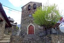 Església de Sant Serni.