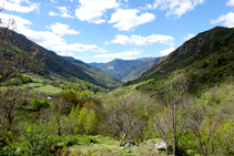 La bonica vall d´Unarre.