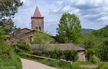 Església de Sant Privat d´en Bas.
