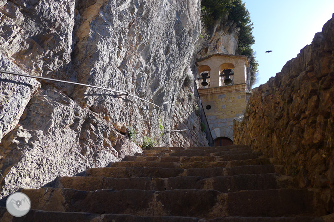 Camí antic del santuari de Montgrony des de Gombrèn 1