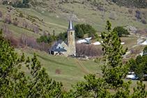 Santuari de Montgarri.
