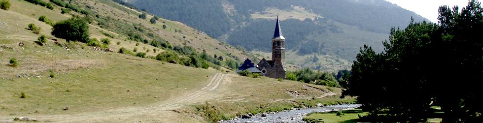 Montgarri, un santuari entre l´Aran i el Pallars