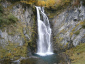 Saut deth Pish a la vall de Varradòs