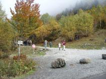 El Sauth deth Pish és un racó molt freqüentat de la Vall d´Aran.