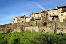 Horts a Vallfogona del Ripollès.