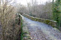 Pont medieval de Vallfogona de Ripollès.