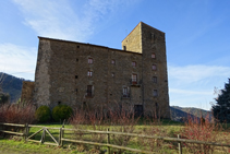 Castell de la Sala.