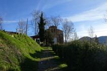 Església de Sant Julià.