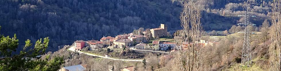 La serra de Puig d�Estela a Vallfogona de Ripollès