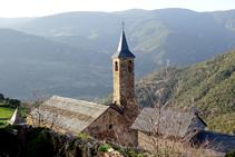 Església de Montardit de Dalt.