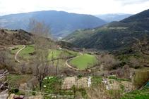 Vista de Mencui.