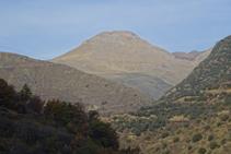 El Montsent de Pallars a la capçalera de la Vall d´Àssua.