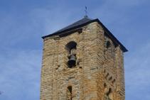 Campanar de Sant Iscle i Santa Victòria de Surp.