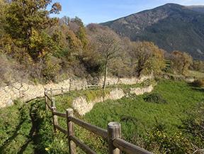 Noguera Pallaresa i Vall d��ssua des de Sort