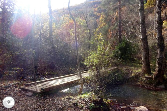 Tornafort i la vall de Siarb des de Sort 1