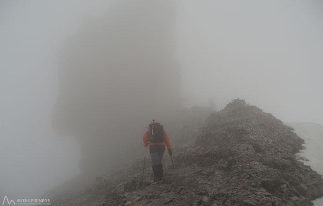 Taillón (3.144m) per la Bretxa de Rotllan 2