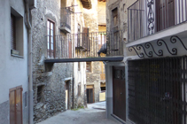 Nucli antic de Sant Julià de Lòria.